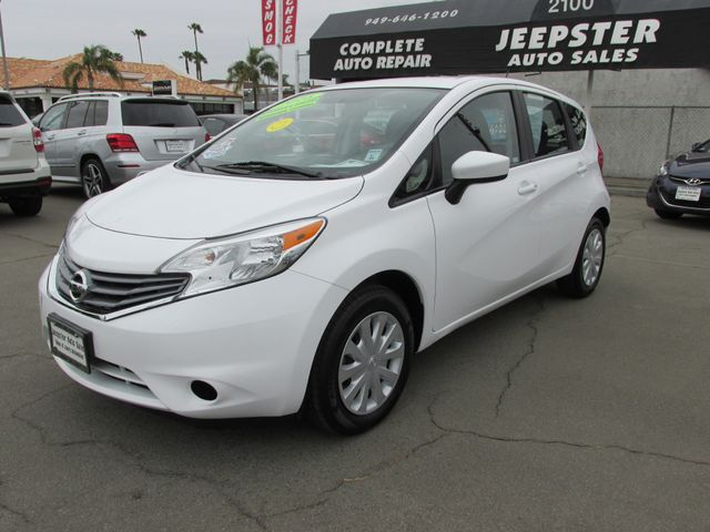 2016 Nissan Versa Note SV in Costa Mesa, California 92627