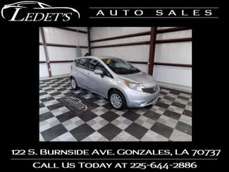 2016 Nissan Versa Note in Gonzales Louisiana