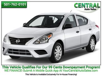 2016 Nissan Versa Note S Plus | Hot Springs, AR | Central Auto Sales in Hot Springs AR