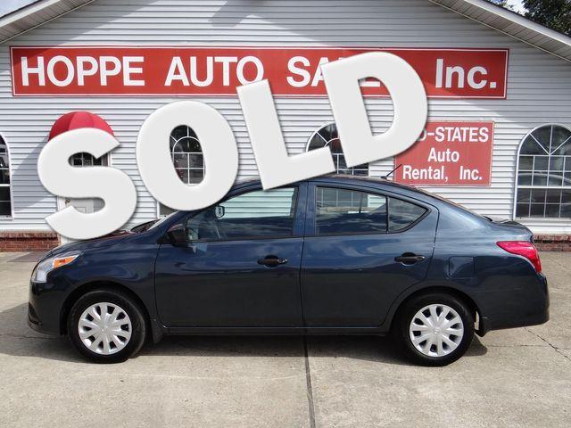 2016 Nissan Versa S | Paragould, Arkansas | Hoppe Auto Sales, Inc. in  Arkansas