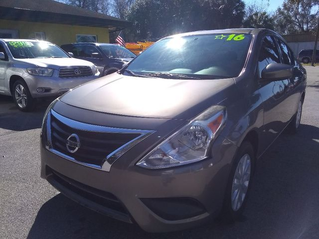 2016 Nissan Versa S Plus in Plano, TX 75075