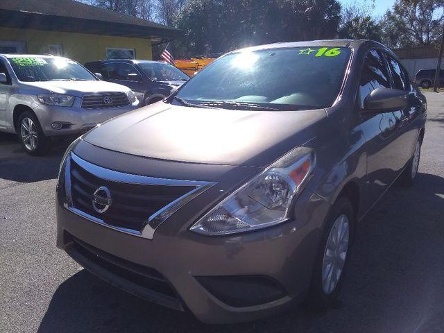 2016 Nissan Versa S Plus in Plano, TX 75093