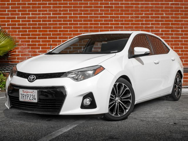 2016 Other Corolla S Plus Burbank, CA