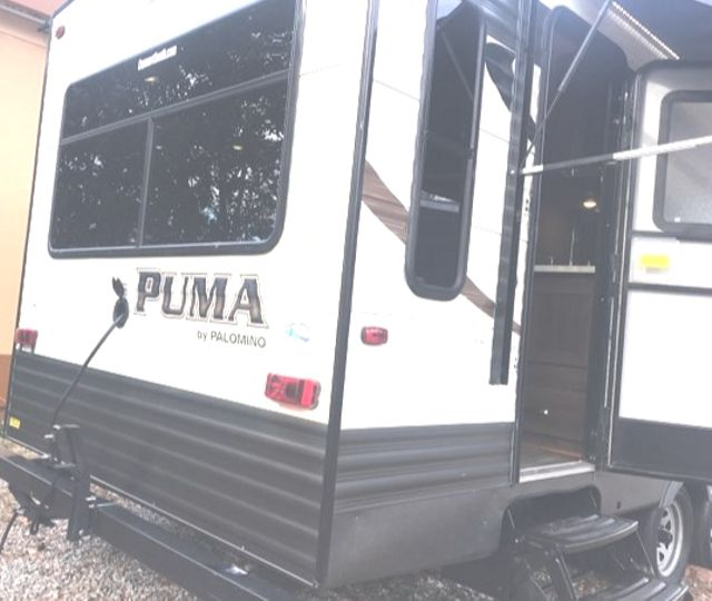 2016 Palomino Puma Knoxville, Tennessee 11