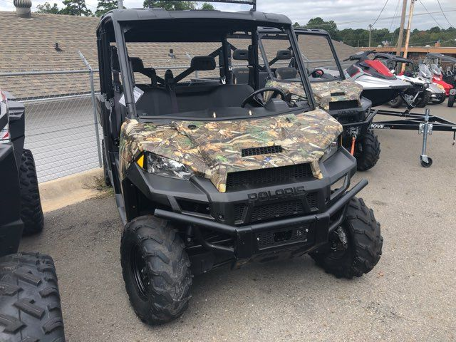 2016 Polaris Ranger CREW 900  - John Gibson Auto Sales Hot Springs in Hot Springs Arkansas