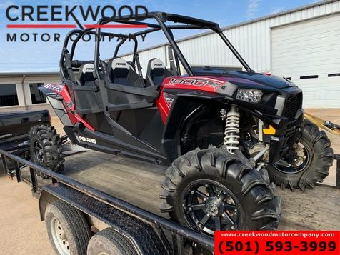 2016 Polaris RZR XP 4 1000 EPS  Lifted Wheels Mud Tires Full Doors Crew Cab NICE in Searcy, AR