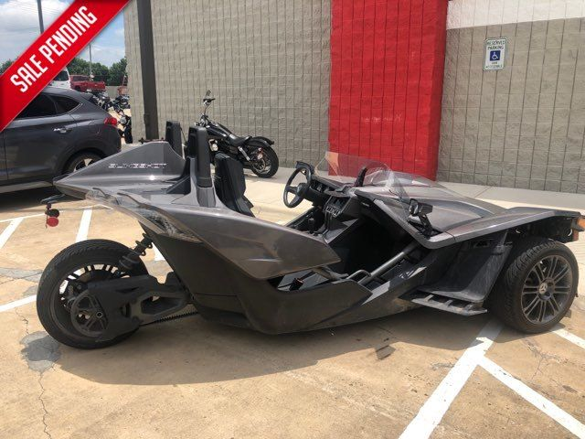 2016 Polaris SLING SHOT GRAY