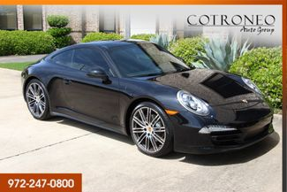 2016 Porsche 911 Carrera 4 Black Edition Coupe in Addison, TX 75001