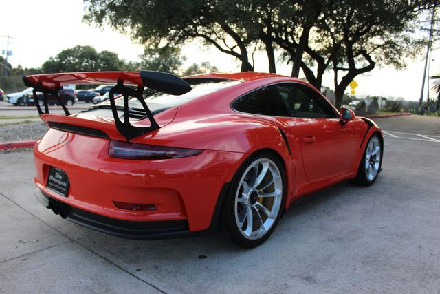 2016 Porsche 911 GT3 RS in Austin, Texas 78726
