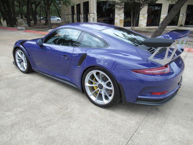 2016 Porsche 911 GT3 RS Austin , Texas 2