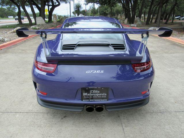 2016 Porsche 911 GT3 RS Austin , Texas 3