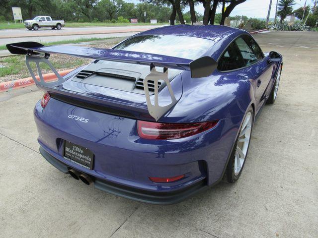 2016 Porsche 911 GT3 RS Austin , Texas 5