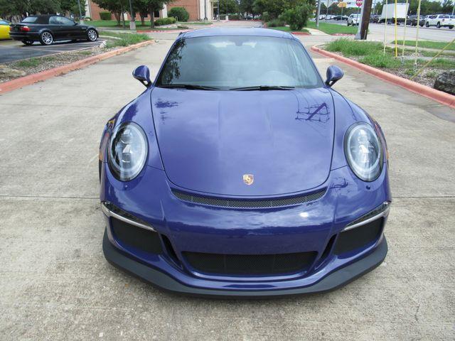 2016 Porsche 911 GT3 RS Austin , Texas 9