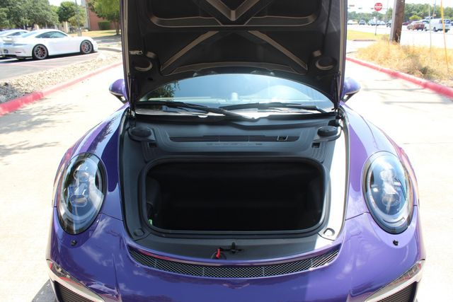 2016 Porsche 911 GT3 RS in Austin, Texas 78726
