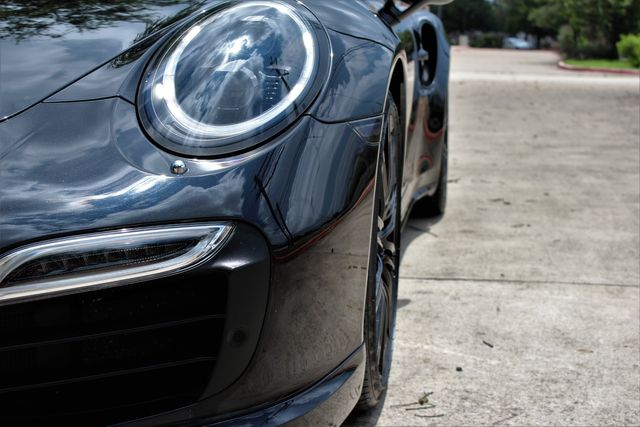 2016 Porsche 911 Turbo S in Austin, Texas 78726