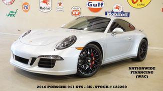 2016 Porsche 911 Carrera GTS Coupe AUTO,ROOF,NAV,HTD/COOL LTH,3K in Carrollton TX, 75006