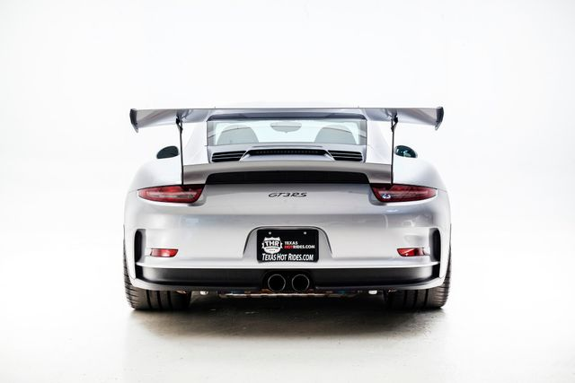 2016 Porsche 911 GT3 RS in TX, 75006