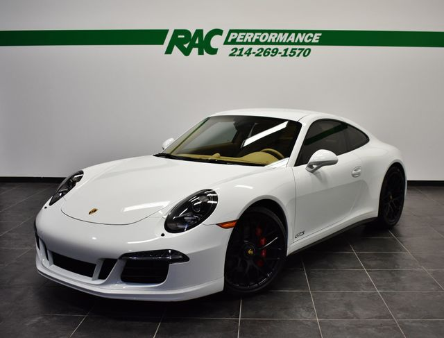2016 Porsche 911 Carrera GTS