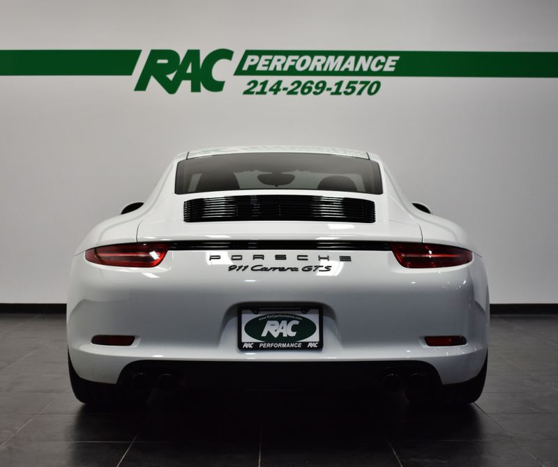 2016 Porsche 911 Carrera GTS in Carrollton, TX