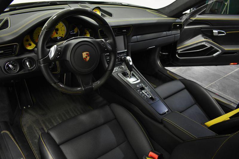 2016 Porsche 911 Turbo S in Carrollton, TX