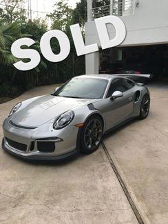 2016 Porsche 911 GT3 RS Houston, Texas