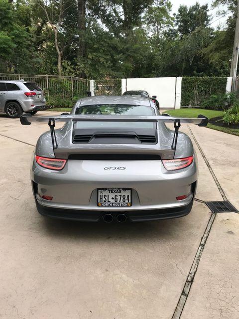 2016 Porsche 911 GT3 RS Houston, Texas 2
