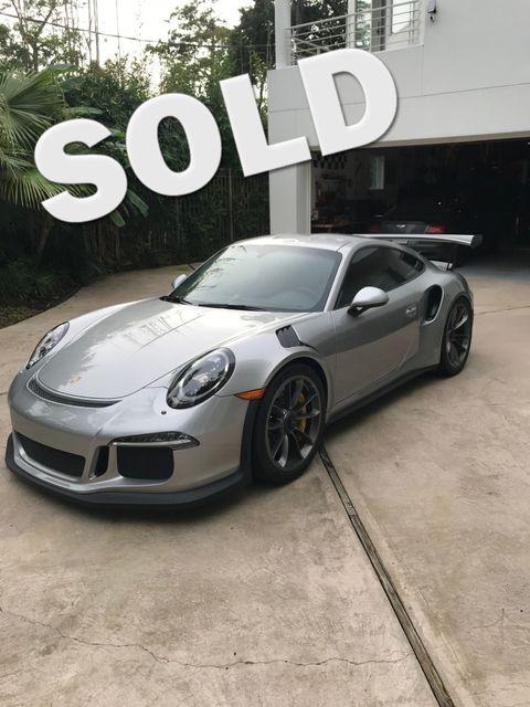 2016 Porsche 911 GT3 RS Houston, Texas 0