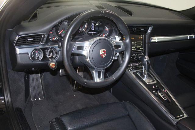 2016 Porsche 911 4 Carrera Black Edition Houston, Texas 10