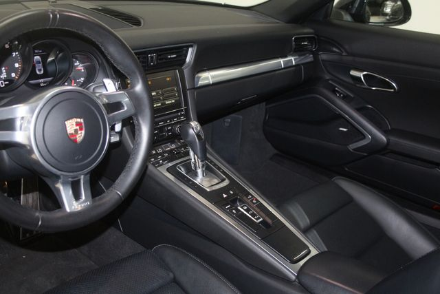 2016 Porsche 911 4 Carrera Black Edition Houston, Texas 11