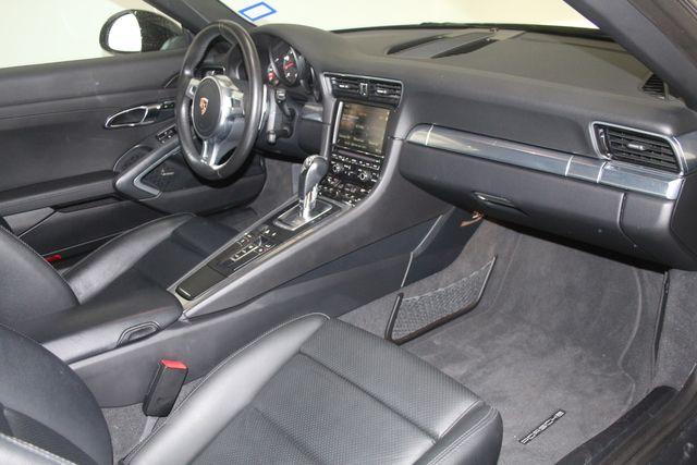 2016 Porsche 911 4 Carrera Black Edition Houston, Texas 14