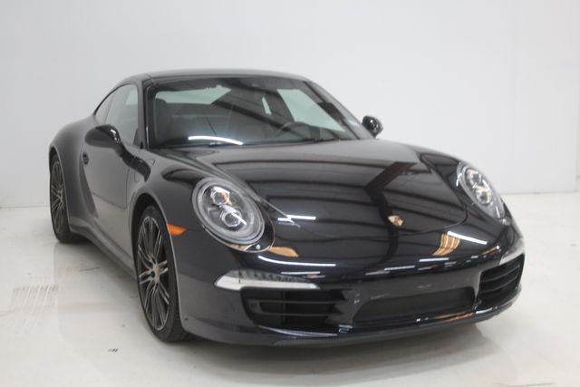 2016 Porsche 911 4 Carrera Black Edition Houston, Texas 3