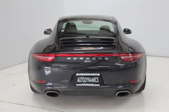 2016 Porsche 911 4 Carrera Black Edition Houston, Texas 5