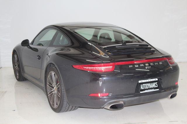 2016 Porsche 911 4 Carrera Black Edition Houston, Texas 6
