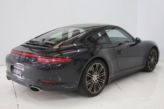 2016 Porsche 911 4 Carrera Black Edition Houston, Texas 7