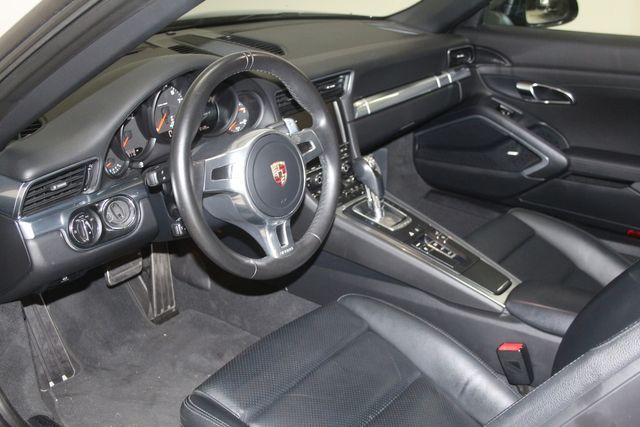 2016 Porsche 911 4 Carrera Black Edition Houston, Texas 8
