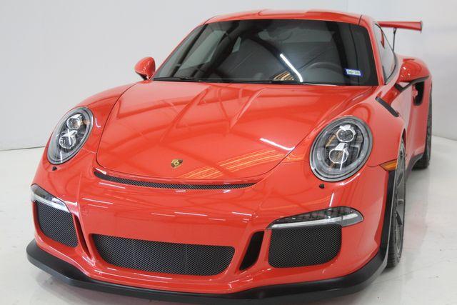 2016 Porsche 911 GT3 RS Houston, Texas 1