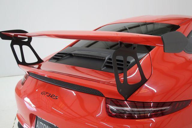 2016 Porsche 911 GT3 RS Houston, Texas 13