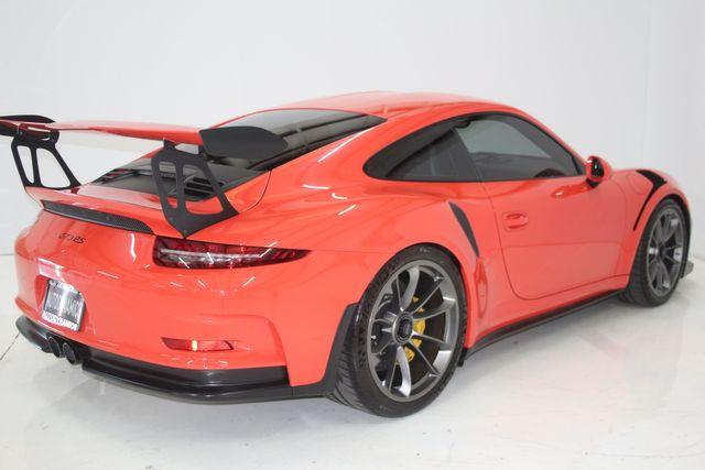 2016 Porsche 911 GT3 RS Houston, Texas 14