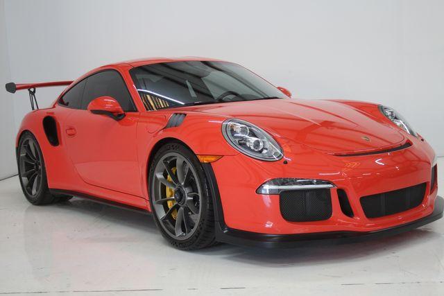 2016 Porsche 911 GT3 RS Houston, Texas 3
