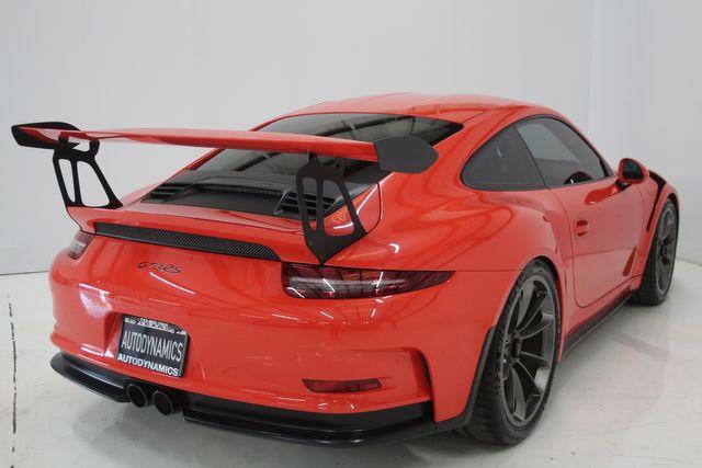 2016 Porsche 911 GT3 RS Houston, Texas 9