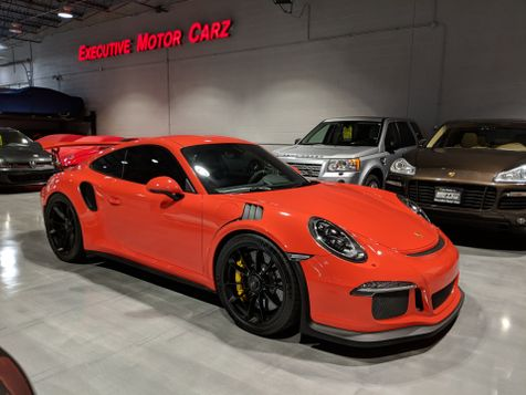 2016 Porsche 911 GT3 RS in Lake Forest, IL