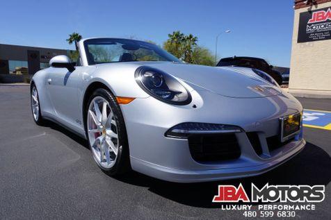 2016 Porsche 911 Carrera GTS Cabriolet Convertible S MANUAL TRANS   MESA, AZ   JBA MOTORS in MESA, AZ