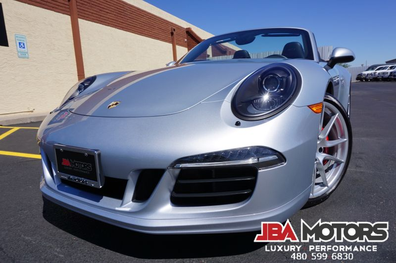 2016 Porsche 911 Carrera GTS Cabriolet Convertible S MANUAL TRANS   MESA, AZ   JBA MOTORS in MESA AZ
