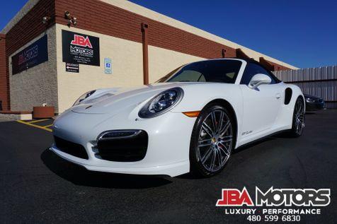 2016 Porsche 911 Turbo Cabriolet Convertible AWD Carrera $181k MSRP | MESA, AZ | JBA MOTORS in MESA, AZ
