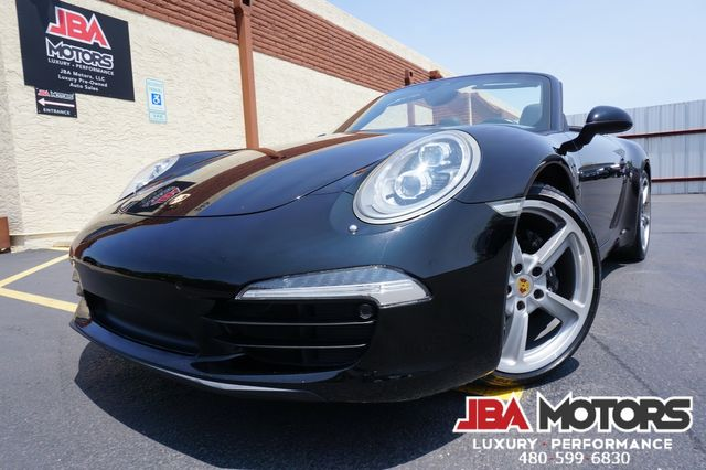 2016 Porsche 911 Carrera Black Edition Cabriolet Convertible 991 in Mesa, AZ 85202