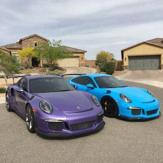 2016 Porsche 911 GT3 RS Scottsdale, Arizona 12