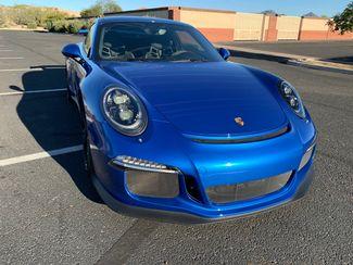 2016 Porsche 911 GT3 Scottsdale, Arizona 1