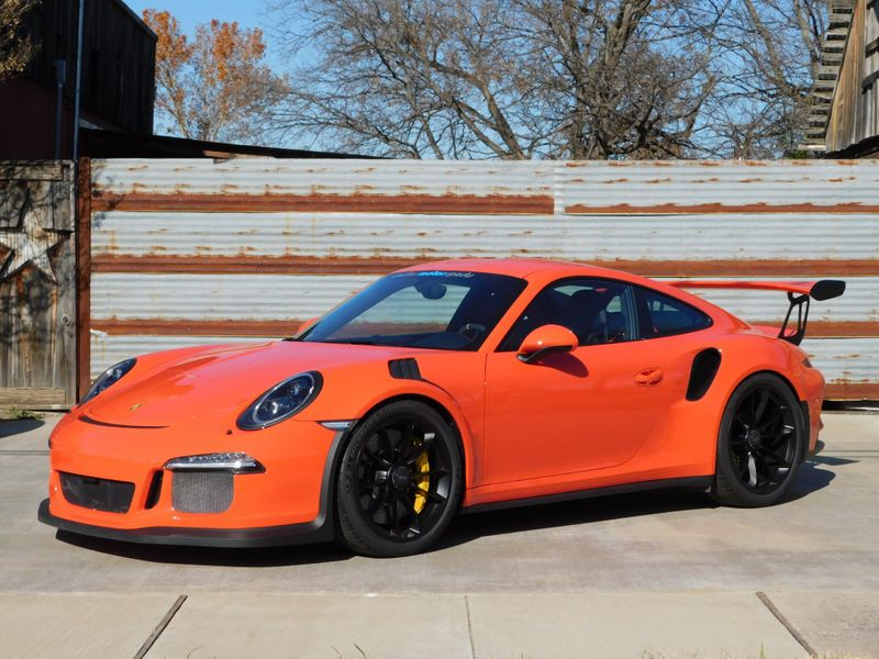 2016 Porsche 911 GT3 RS  city TX  Dallas Motorsports  in Wylie, TX