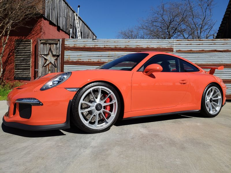 2016 Porsche 911 GT3  city TX  Dallas Motorsports  in Wylie, TX