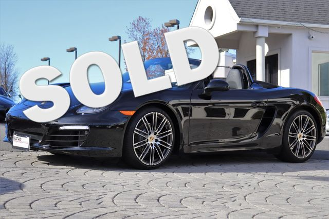2016 Porsche Boxster Black Edition in Alexandria VA